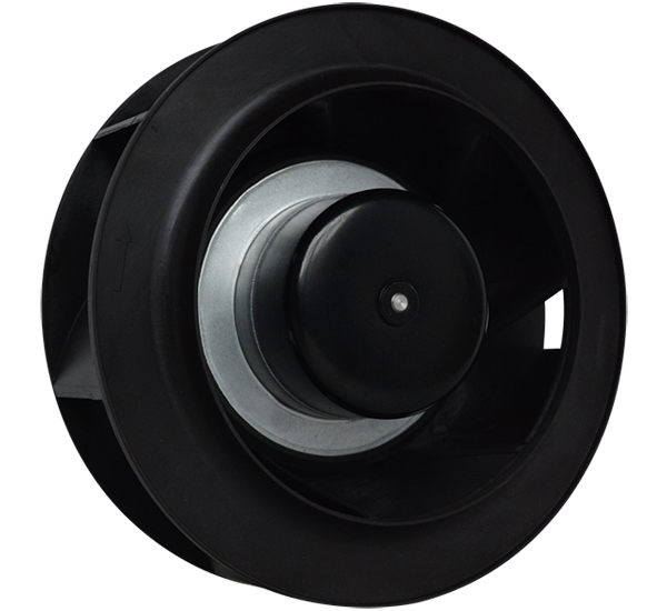 DC Centrifugal Fan Φ 190 - Backward Curved