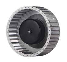 DC Centrifugal Fan Φ 133 - Forward Curved